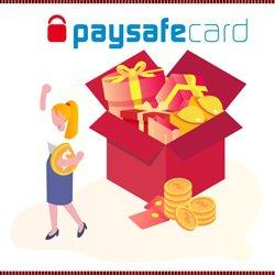 Bonus de casino avec PaysafeCard